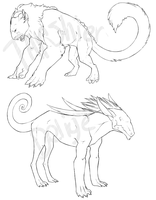 Species - WIPs by Khrests
