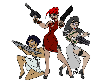 Charlies Angels - Preview by RBL-M1A2Tanker