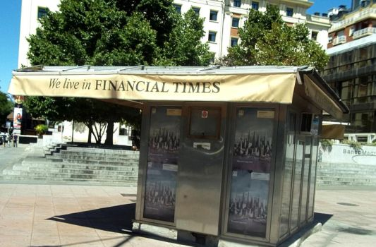 We live in financial times by StreetOfLove