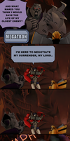 What Megatron Wants Most? by just-nuts