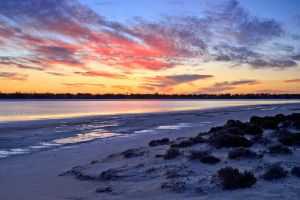 Lake Crosby Sunset 2 by Bjay70