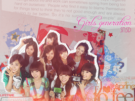 Girls generation by Hachi-doll