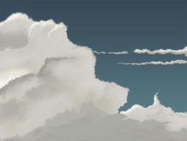 Clouds by quansie