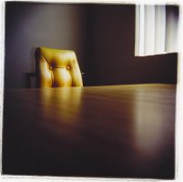 Chair Meets Holga by eighteenv18