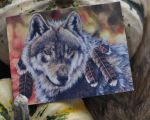Colors of Autumn Hand Made Magnet by MorRokko