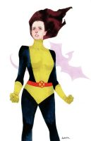 Kitty Pryde Series: 80s Edition 3 by kevinwada
