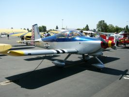 Pretty Bird - Van's RV-6A by RoadTripDog