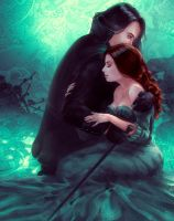 Elsbeth and Constantin by fantasio