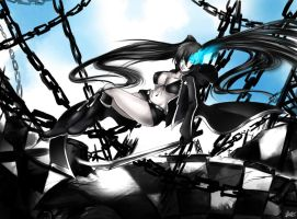 black rock shooter by yami11