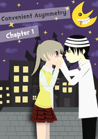 Cover - Chapter one [Convenient Asymmetry] by gigisb1234