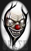clown by DeucalionArt
