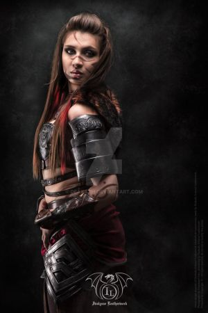 Guild Wars 2 Cosplay : Norn Armor 2 by Deakath