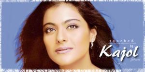 Touched By Kajol by scarletartista