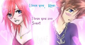 SoKai: I love you by Kairime