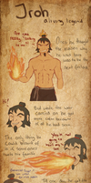 Avatar: Good old Uncle Iroh by dat-Fips