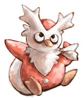 Delibird by SailorClef
