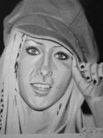 Christina Aguilera2 by golfiscool