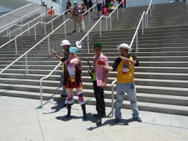 Anime Expo One Piece Gathering 16 by DelphiniumFleur