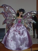 Titania ooak barbie fairy by DivinityNemesis