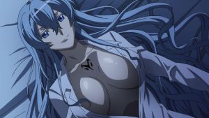 Esdeath - Bedtime by Limitus