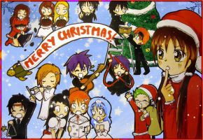 Merry Christmas 2009 by Cami86