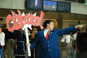 Fanime 08 - Phoenix Wright by kanauru