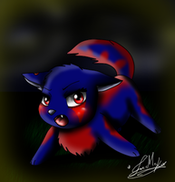PC: Argentum Chibi by ScottishRedWolf