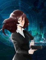 Psycho-Pass by Etsu-hime
