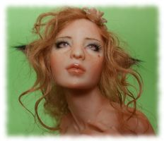 Fox Fairy 05 ooak by Rosen-Garden