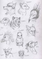 LaF sketches 3 by Zolarise