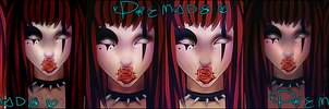 [IMVU] - Jester Premade [Sold] by Sharkdere
