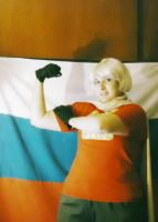 Russian muscle! by therazonofmylife