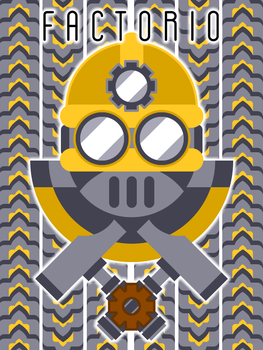 Factorio 1.0 by Limey-Boy