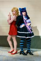 Panty and Stocking: Heavens Angels by ShannonAlise