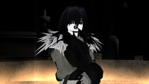 Laughing Jack Mmd Pic by shirofluff