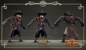 Boris Final Turnaround by Arta
