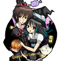Happy Halloween 2010 by Haoiki