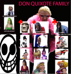 One Piece Don Quixote Family by Itachis-killer