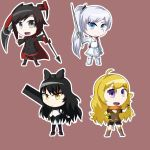 Rwby by PoisonicPen
