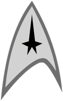 New Star Trek Command Logo by viperaviator