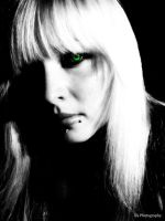 Green-Eyed by X9Photography