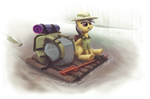 Spring Adventures of Daring Do and TOM! by Drul