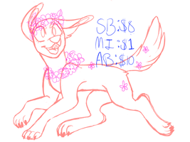 Summer Child  |  YCH PAYPAL AUCTION [CLOSED] by Spoiled-Royalty