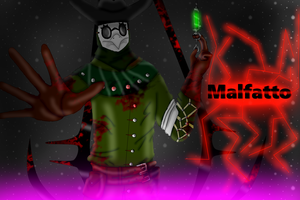 Malfatto the Doctor by Dragonrage19