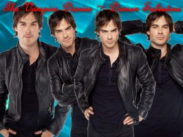 Ian Somerhalder Wallpaper 2 by ais541890