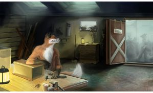 The Workshop by ALRadeck