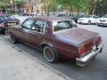 1983 Oldsmobile Cutlass Sedan II by Brooklyn47