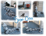 Snow Onix by macacco