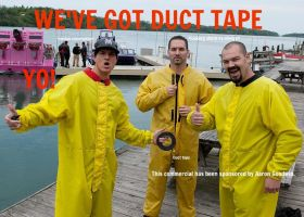 WE'VE GOT DUCT TAPE by bonjovilover98