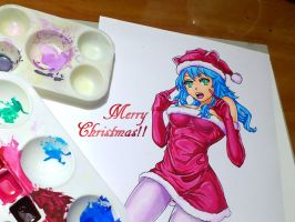 Merry Christmas 2013 by AlexArtwork